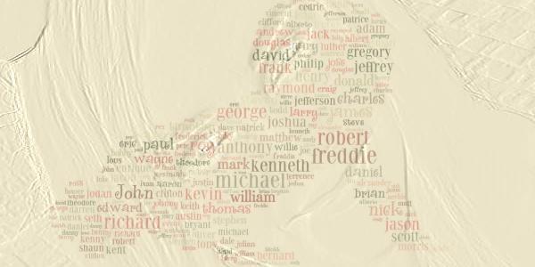 Посмотрите значение имени, отыскав его в большом каталоге большого портала 3246