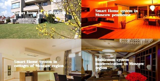 Система автоматизации умный дом – все для невероятного комфорта у вас в доме.