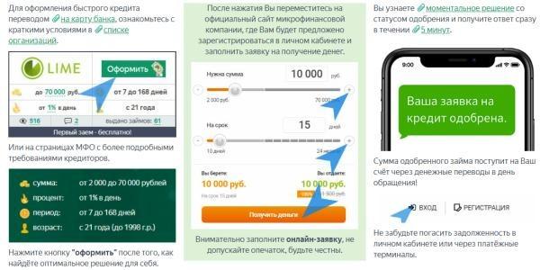 Моментальный Займ zaim-on-line.ru