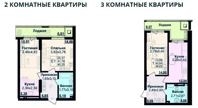 Новый жилой квартал в центре Уфы – разумные цены на недвижимость и комфортные условия для проживания.