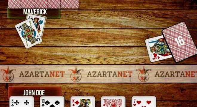 Пожалуй одна из самых знаменитых карточных игр