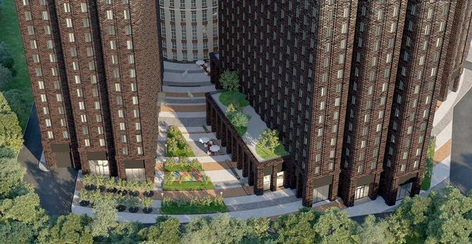ЖК Пресня Сити квартиры – максимальный комфорт в центре столицы