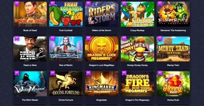 Вавада казино – место, где для любителей игр на деньги сформированы самые лучшие условия.
