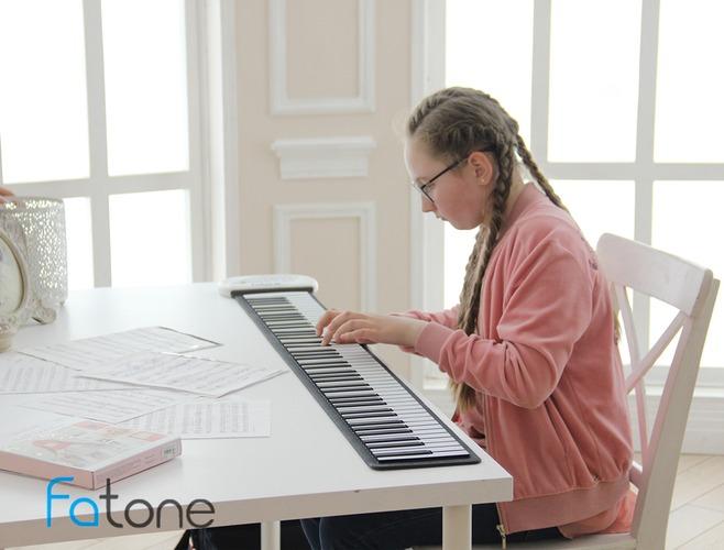 гибкие пианино и барабаны fatone.ru