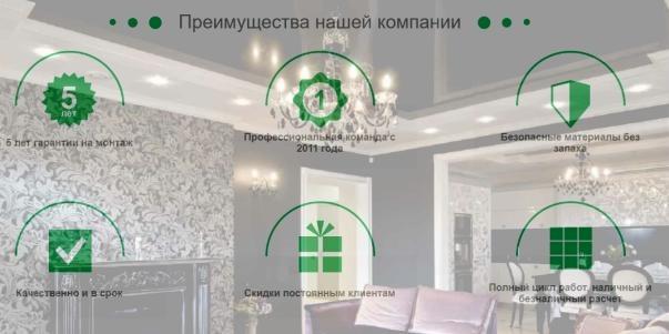 натяжные потолки Симферополь gorizont-krim.ru